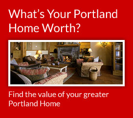 Find the value of your greater Portland Home