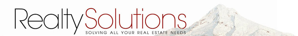 Realty Solutions - Solving all your real estate needs